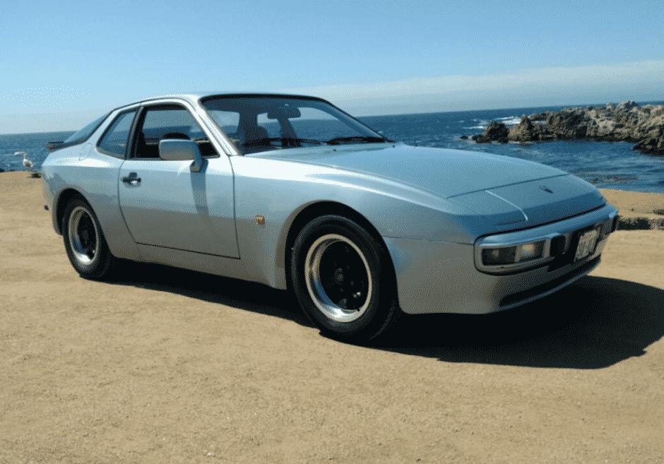 1982 Porsche 944 Los cinco mejores modelos Porsche 944 de todos los tiempos