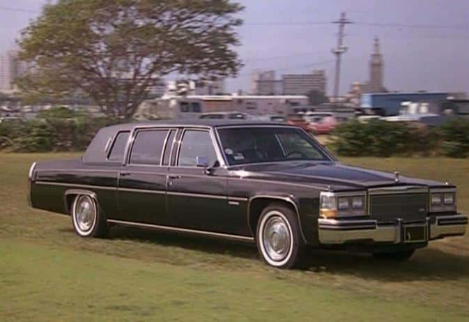 1983 Cadillac Fleetwood Limo