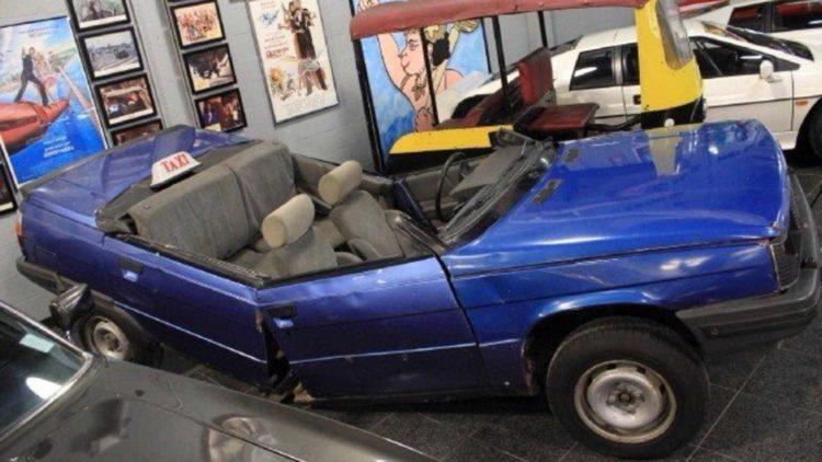 1983 Renault 11 TXE