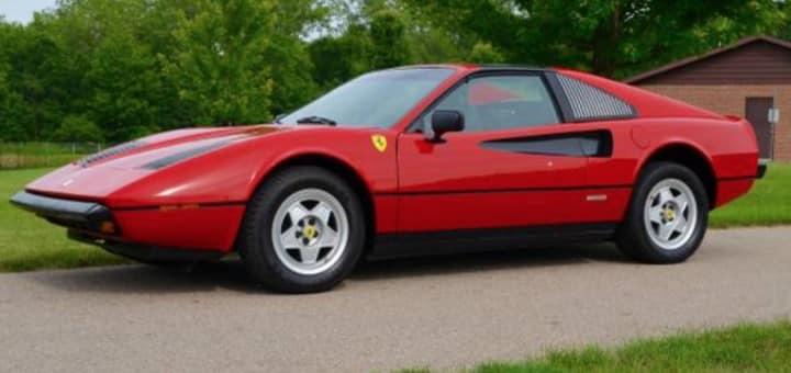 1987 Pontiac Mera