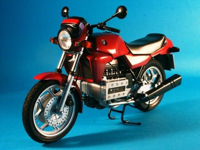 1990 BMW K100LT Las cinco mejores motocicletas BMW de los 90