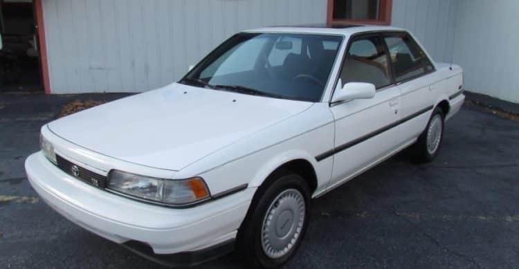 1990 Toyota Camry Toyota Camry: Top 5 modelos de los 90