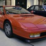 1991 Ferrari TestaRossa 512 TR Una mirada más cercana al Ferrari TestaRossa 512 TR de 1991