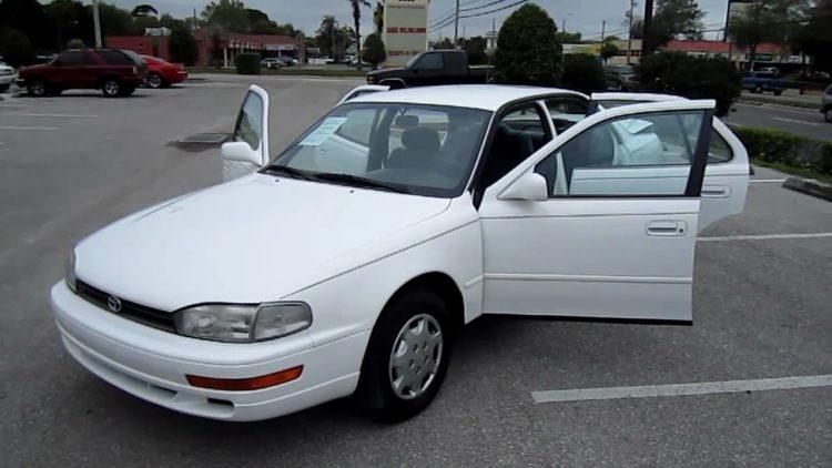 1992 Toyota Camry Toyota Camry: Top 5 modelos de los 90