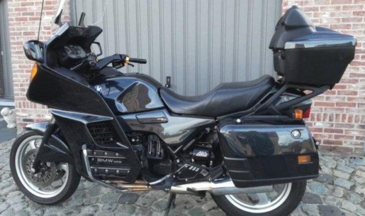 1993 BMW K1100RS Las cinco mejores motocicletas BMW de los 90