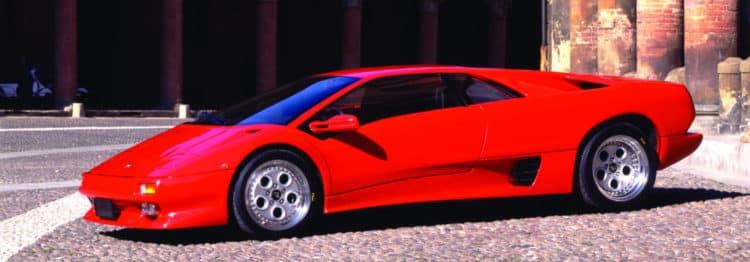 1993 lamborghini diablo o La historia y evolución del Lamborghini Diablo
