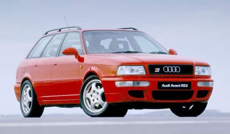 1994 RS2 Avant