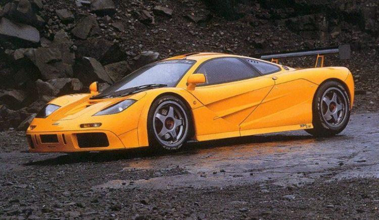 1995 McLaren F1 Top 20 de los coches más caros del mundo a partir de 2019