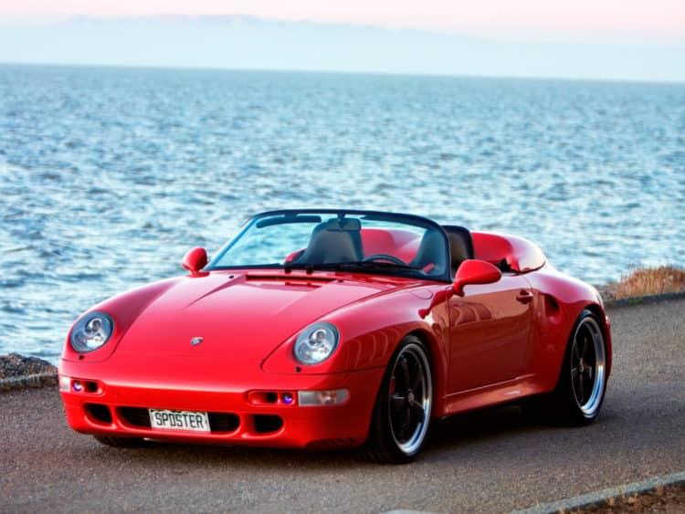 1995 Porsche 993911 Speedster