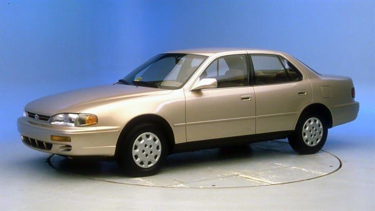 1995 Toyota Camry Toyota Camry: Top 5 modelos de los 90