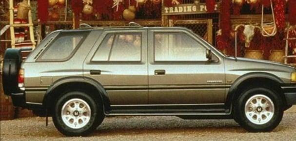 1997 Honda Passport SUV 4WD