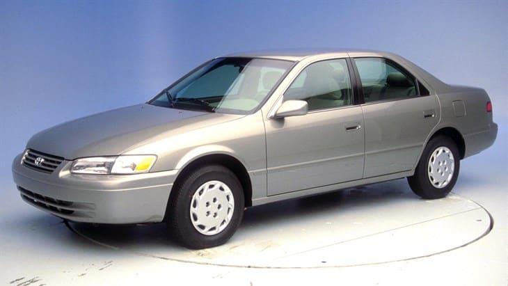 1997 Toyota Camry Toyota Camry: Top 5 modelos de los 90