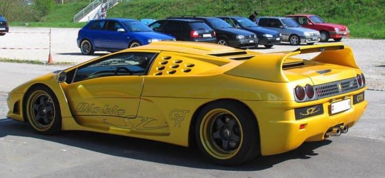1999 Diablo La historia y evolución del Lamborghini Diablo