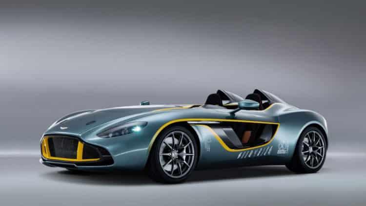 2 2 Todo lo que sabemos sobre el Speedster V12 de edición limitada de Aston Martin hasta ahora