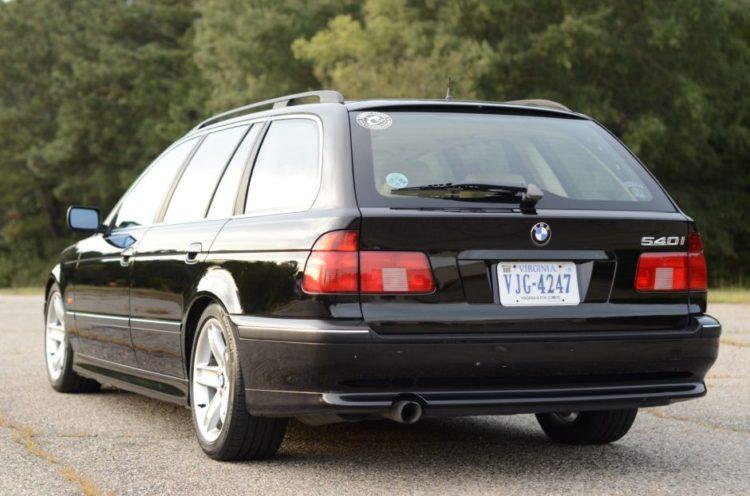 2000 BMW 540i Touring