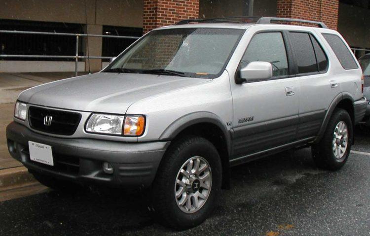 2000 Honda Passport SUV 4WD
