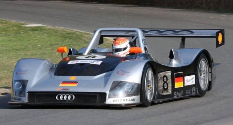 2000 R8 Le Mans Prototipo