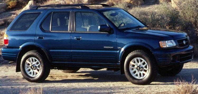 2001 Honda Passport SUV