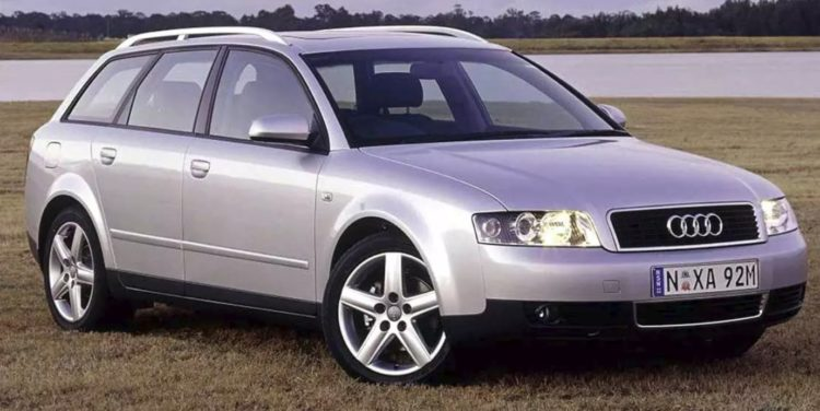 2002 Audi A4 Avant History and evolution of the Audi A4