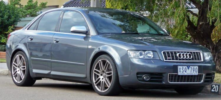 2003 2005 Audi S4 B6 sedan 03 Los cinco mejores modelos Audi de edición especial de todos los tiempos