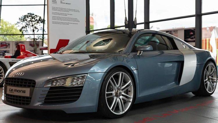 2003 Audi LeMans Concept