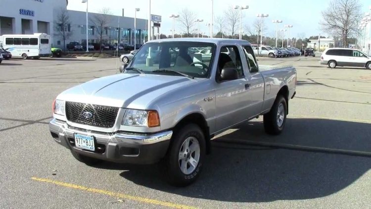 2003 Ford Ranger camioneta 4WD