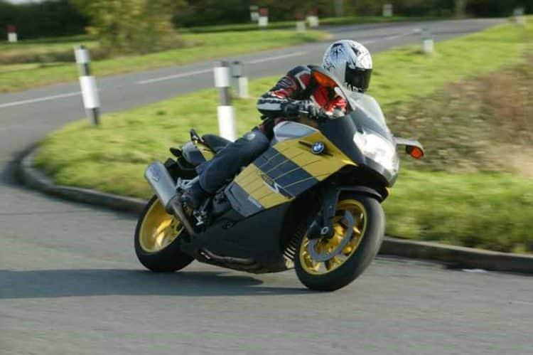 2004 BMW K1200S Top 5 motocicletas BMW de 2000-2010