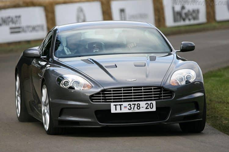2007 Aston Martin DBS V12