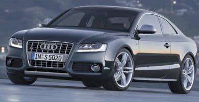 2007 Audi S5 Coupe Historia y evolución del Audi S5