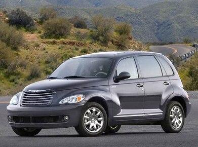 2007 PT Cruiser .Los 20 peores modelos de automóviles de todos los tiempos