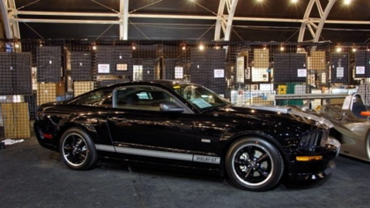 2007 Shelby GT500 - $ 600,000