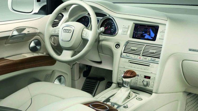 2008 Audi Q7 Costa