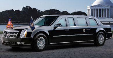 2009 Cadillac Presidential Limousine ¿Cuál es el mejor modelo de limusina Cadillac de todos los tiempos?