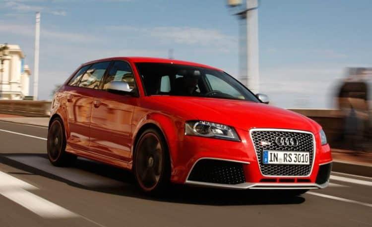 2011 audi rs3 sportback review car and driver photo 390969 s original Historia y evolución del Audi RS3