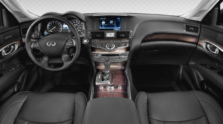 2012 Infiniti Q70 Top 5 modelos Infiniti Q70 de todos los tiempos