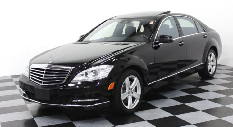 2012 Mercedes S550 History and evolution of the Mercedes S550