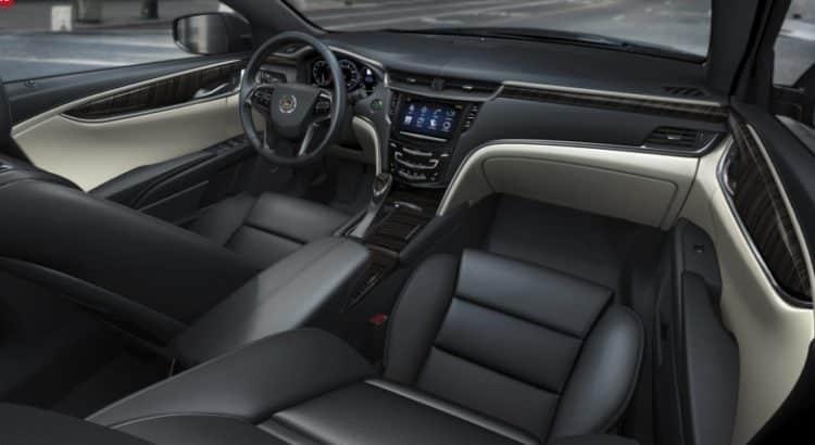 2012 XTS Interior La historia y evoluci贸n del Cadillac XTS