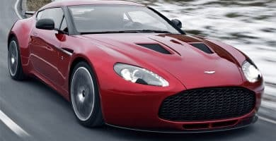 2013 Aston Martin V12 Zagato 1 Los cinco mejores modelos de Aston Martin de la última década