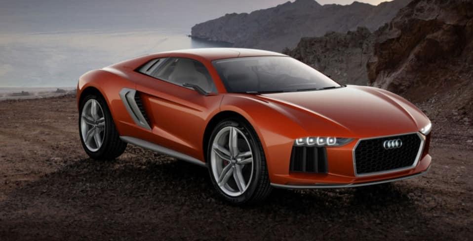 2013 Audi Nanuk Quattro Concept Los 10 modelos de Audi más caros jamás vendidos