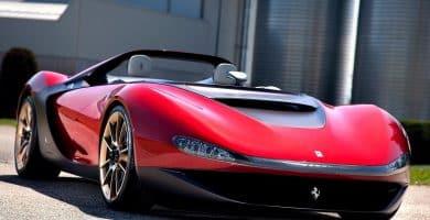 2013 Ferrari Pininfarina Sergio Concept Una mirada más cercana al Ferrari Pininfarina Sergio Concept 2013