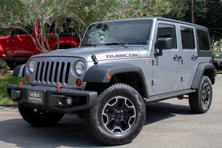 Edición del décimo aniversario del Jeep Wrangler Rubicon 2013