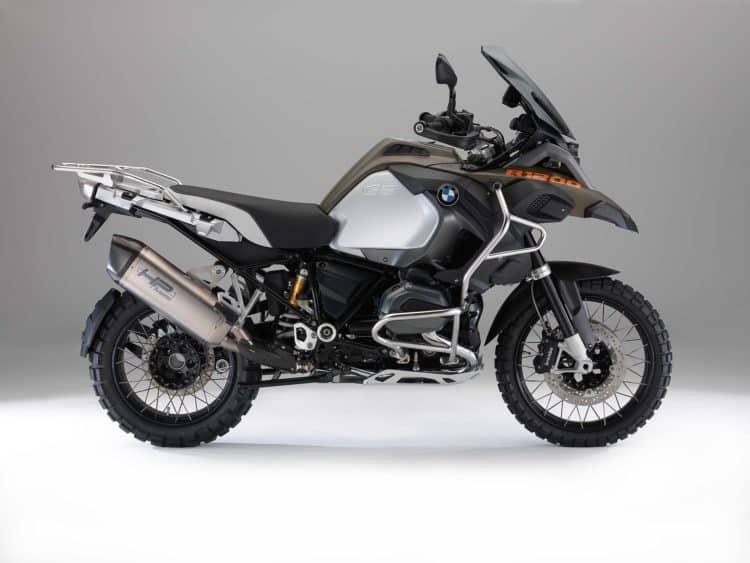 2014 BMW R1200GS Adventure studio 17 Las cinco mejores motocicletas BMW desde 2010 hasta el presente
