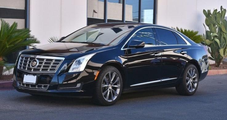 2014 XTS La historia y evoluci贸n del Cadillac XTS
