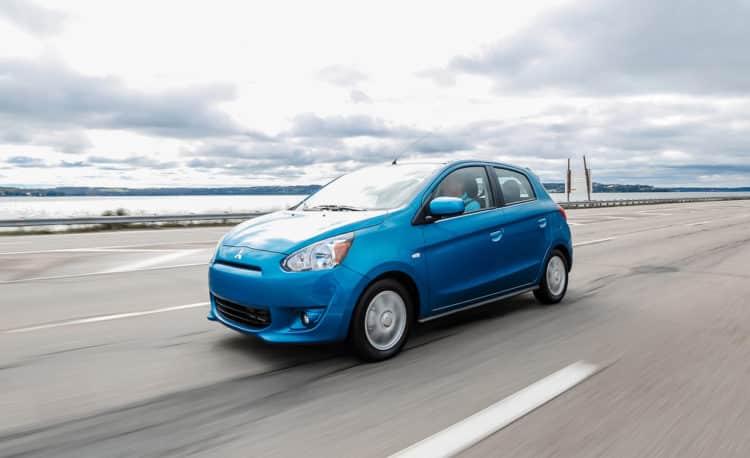 2014 mitsubishi mirage es informe de prueba auto und driver photo 573125 s original top 10 coches más económicos de 2018