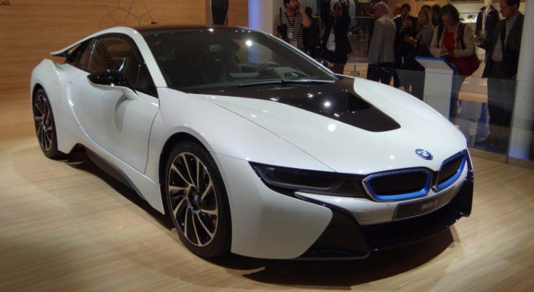 2015 i8 La historia y evolución del BMW i8