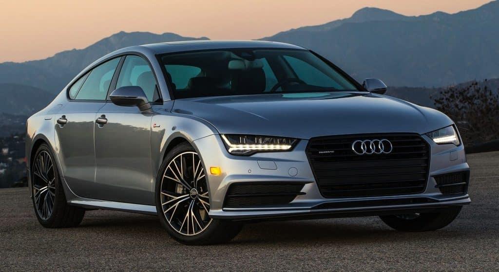 2016 Audi A7 Los cinco mejores modelos de Audi A7 de todos los tiempos