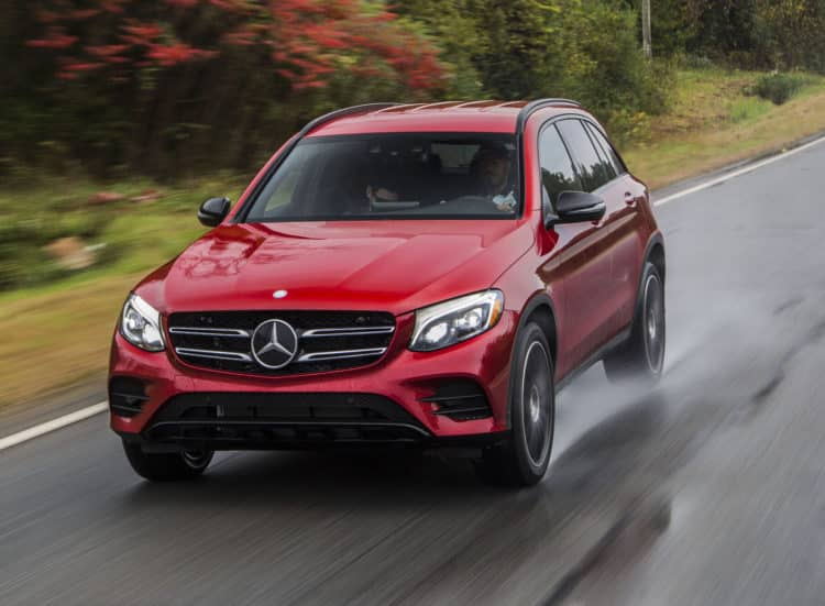 2016 Mercedes-Benz Clase GLC