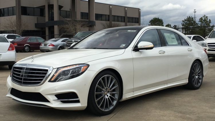 2016 Mercedes S550 History and evolution of the Mercedes S550
