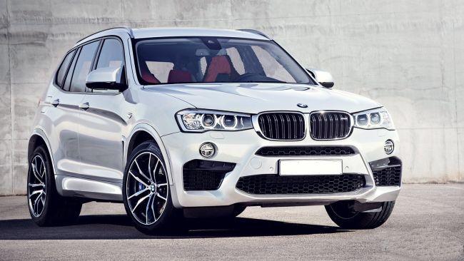 2017 BMW X5 Clasificación de los 10 mejores SUV de lujo de 2017