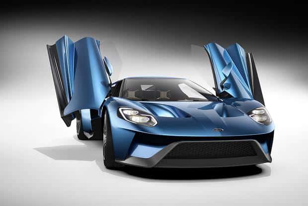 2017 Ford GT Supercar